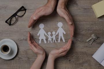 reagrupación familiar extensa comunitaria